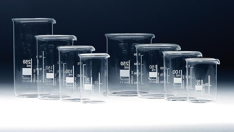 Labor Gläser